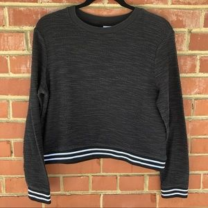 Abercrombie and Fitch Cropped Sweater